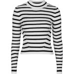 Topshop TALL Stripe Crop Jumper