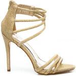 Ideal Sandály Brokátové sandály Ideal