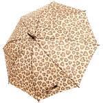 TopMode Módní vystřelovací deštník se srdci