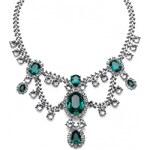 Oliver Weber Náhrdelník Deluxe Emerald 9446-205