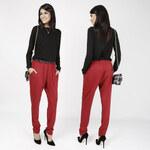 Lesara Jumpsuit im 2-in-1-Design - S