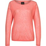Selected Femme ROMINA Strickpullover fresh coral
