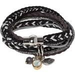 sweet deluxe ADEOLA Armband silber/schwarz