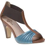Baťa Módní kožené sandály