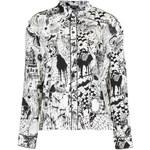 Topshop Halloween Print PJ Shirt
