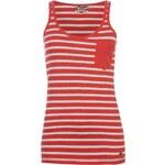 Tílko Lee Cooper Jersey Stripe dámské
