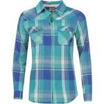Lee Cooper Long Sleeve Check Shirt dámský
