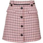 Topshop Button Front Pelmet Skirt