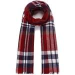 Mixone Luxusní šátek CROSS red