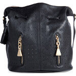 See by Chloé Leather Star Bucket Bag