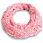 Esprit delicate, geometric snood