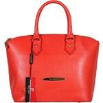 Velká kabelka do ruky Pierre Cardin 1350 Rosa Corallo