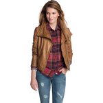 Esprit soft lamb leather jacket