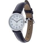 Timex T2H331 Uhr schwarz/silber