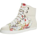 Anna Field Sneaker high off white/red