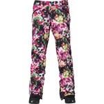 Burton Oblečení na lyže kalhoty - Wb Society Pt Pixel Floral (916) Burton