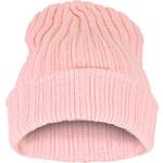 Chic Světle růžová čepice Zoira