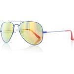 City vision Modro-červené sluneční brýle Roko