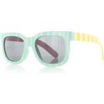 City vision Zelené sluneční brýle Babydoll