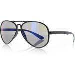 Rayflector Fialové sluneční brýle Mirror Aviator
