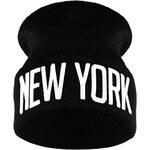 UFG Černo-bílá čepice New York