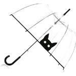 Tom&Eva Transparentní deštník Kitty