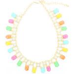 Bijou Vícebarevný náhrdelník Joslyn