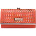 Moda Oranžová peněženka Nellie