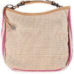 Béžovo-růžová kabelka Marina