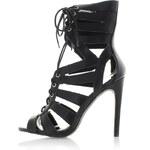 ChicChic Černé sandály Laila 2