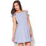 Katrus Modré šaty K170