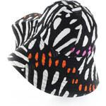 Černo-bílý klobouk Just Cavalli Cappello