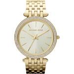Dámské zlaté hodinky Michael Kors MK3191