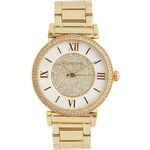 Dámské zlaté hodinky Michael Kors MK3332