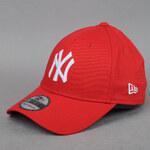 New Era MLB League Basic NY červená