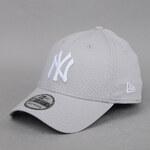 New Era MLB League Basic NY šedá
