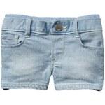 Gap Pull On Denim Shorts - Light denim