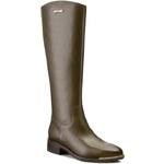 Kozačky GINO ROSSI - Amalfia DKG151-G33-4300-4700-F Zielony 81