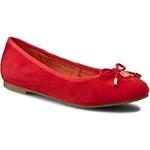 Baleríny TOMMY HILFIGER - Amy 54B FW56820753 Fiery Red 629