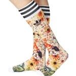 ADIDAS Podkolénky Adidas Confete Printed Sock multicolor-white