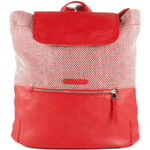 Esprit backpack made from mixed materials