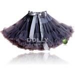LE PETIT TOM Dolly sukně Petti Princezna na hrášku Velikost: LARGE(velikost 34-38 - délka sukně 38cm)