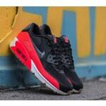 Nike Wmns Air Max 90 Essential Black/ Dark Grey/ Bright Crimson US 7.5