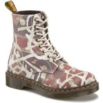 Dr. Martens Dámské plátěné kotníkové boty (8 dírek) ;DM15732220