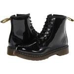 Dr. Martens Juniorské kožené kotníčkové boty (8 dírek) DM15382003