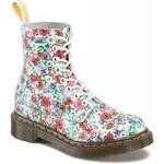 Dr. Martens Dámské kožené kotníkové boty (8 dírek) DM13512100