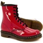 Dr. Martens Dámské kožené kotníkové boty (8 dírek) DM11821606