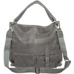 Schu(h)tzengel TORINA II Shopping Bag stone grey