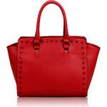 L&S Fashion (Anglie) Kabelka LS00150S červená