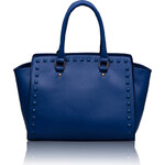 L&S Fashion (Anglie) Kabelka LS00150S modrá